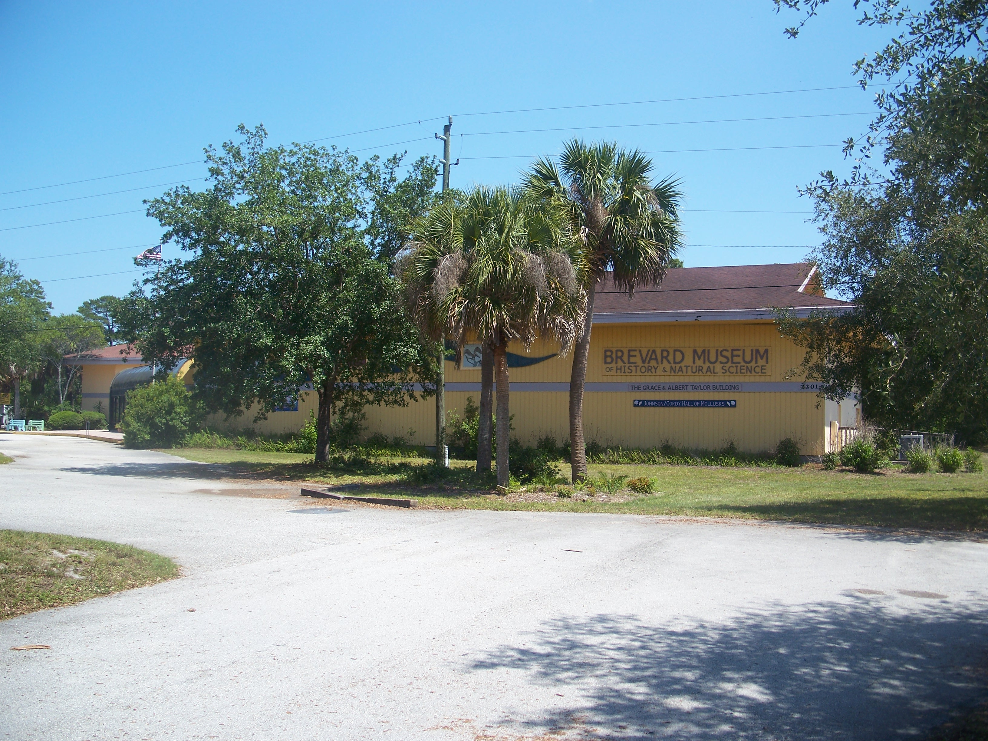 Brevard Museum Of History And Natural Science Cocoa Fl