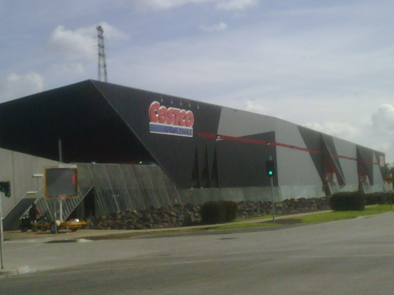 Costco save the date in Melbourne