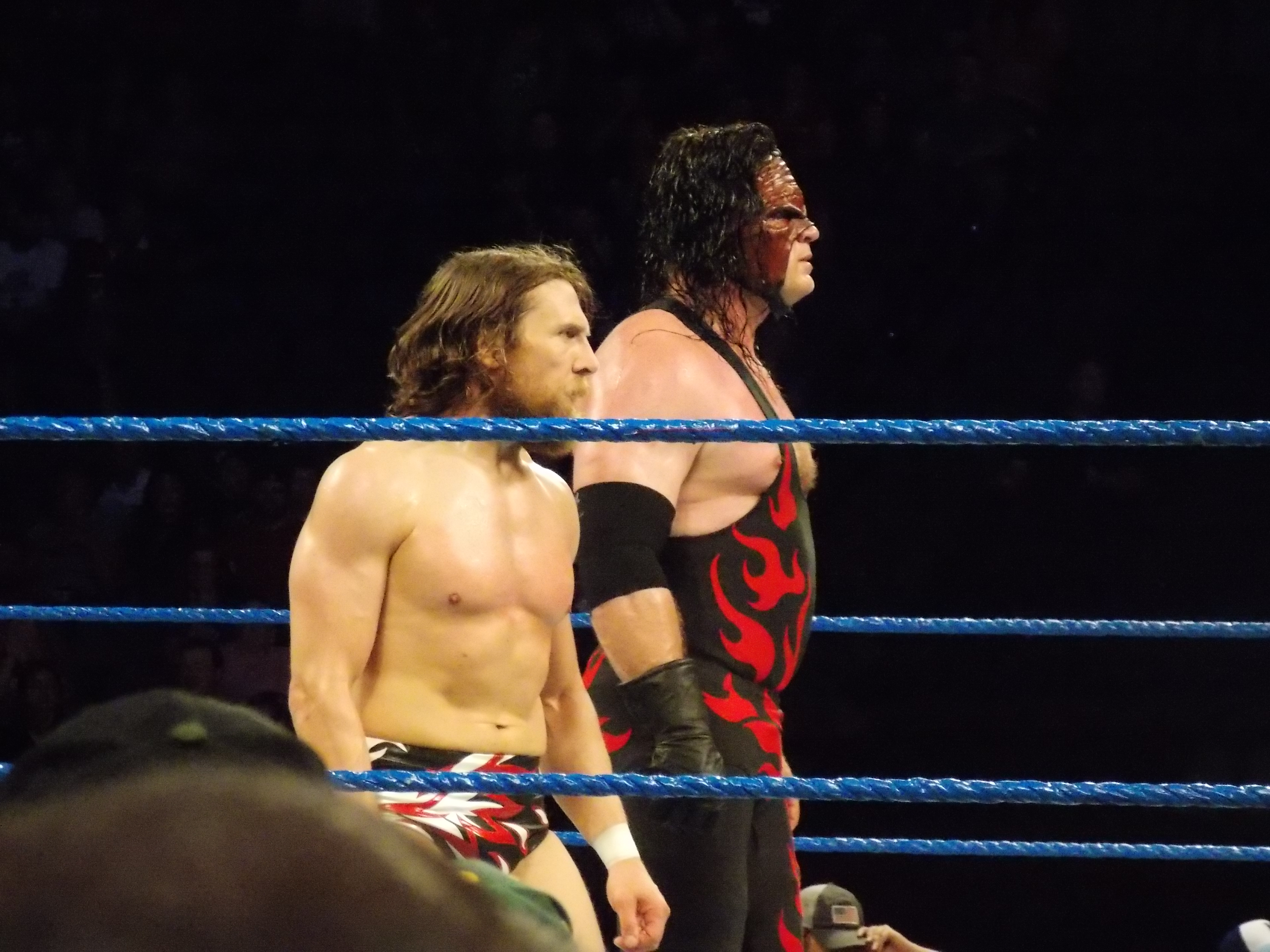 Kane and aj lee dating trent