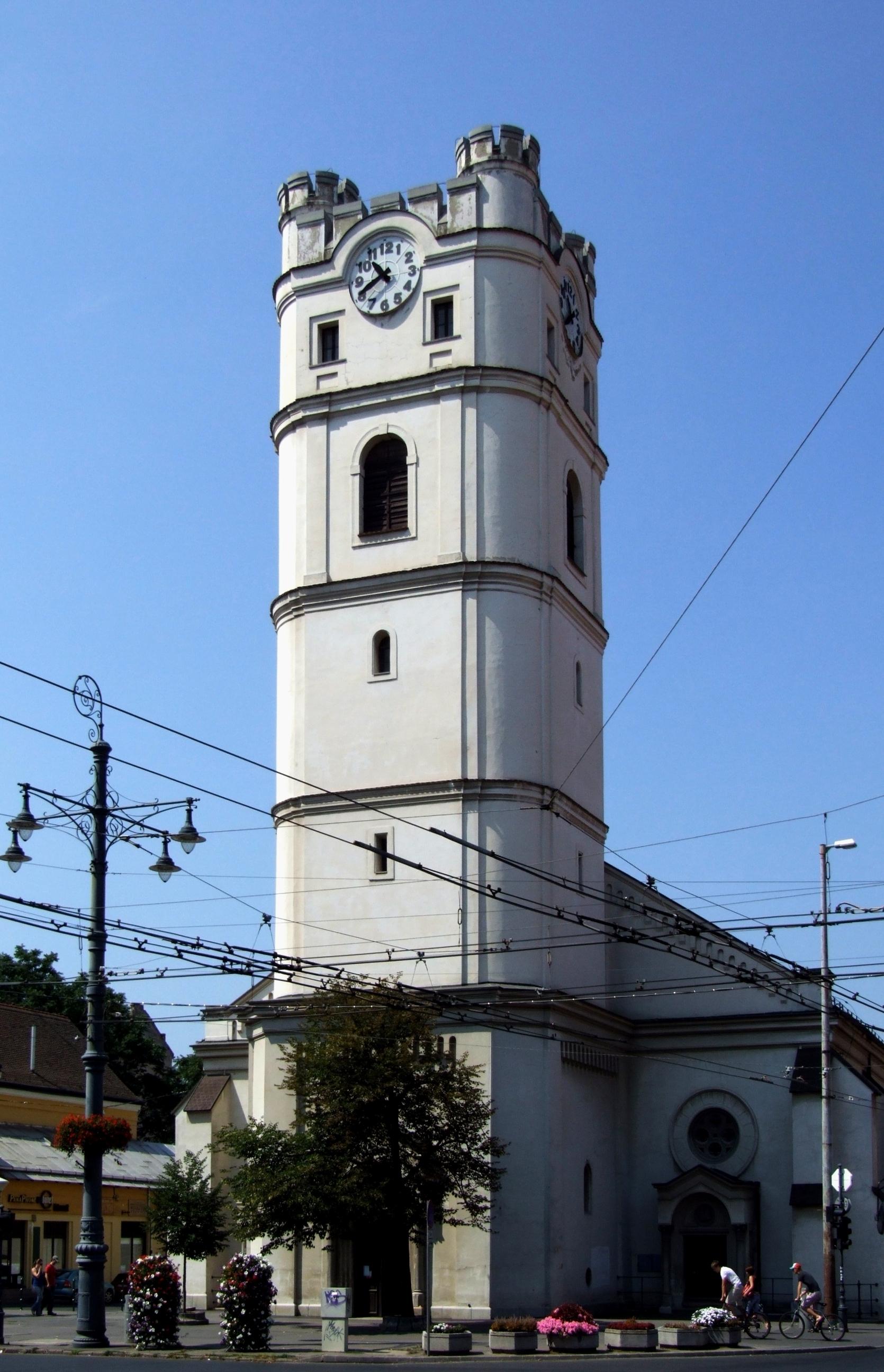 Top Cities in Debrecen