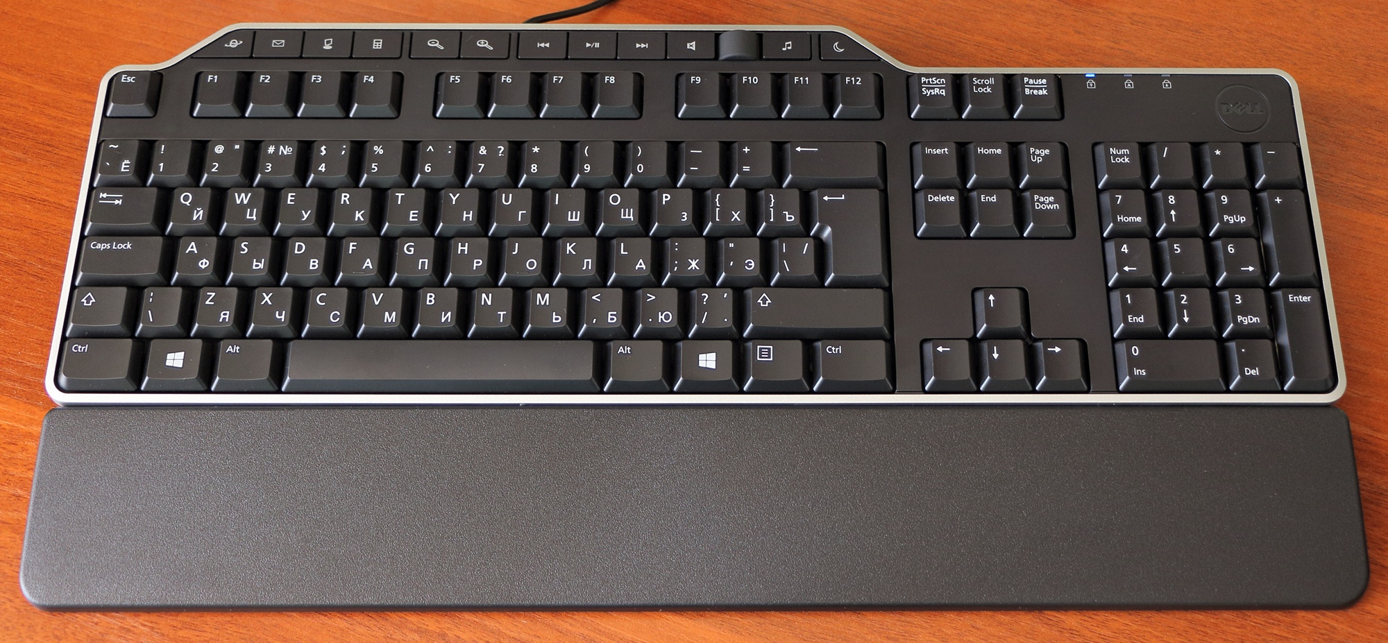 File:Dell KB522 keyboard with Russian layout.JPG