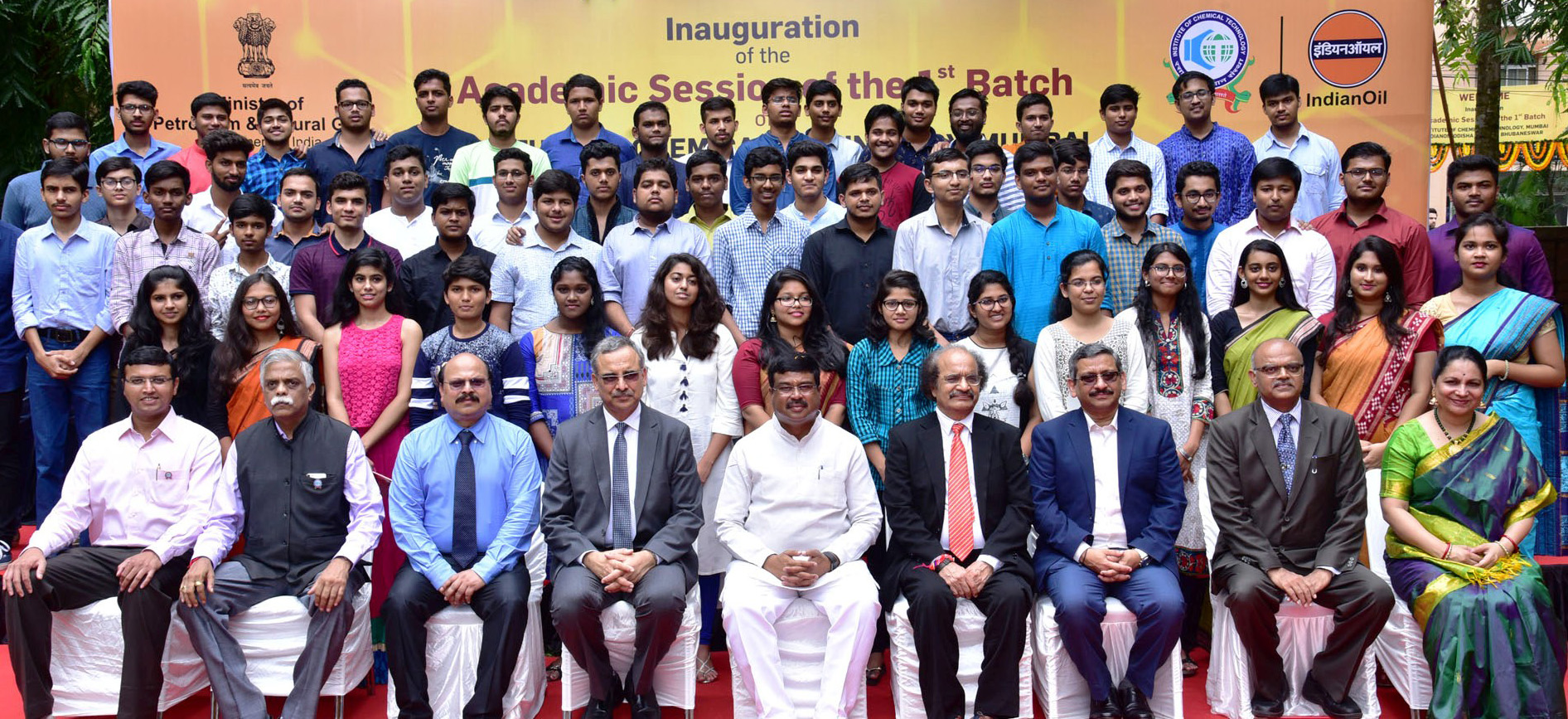 File:Dharmendra Pradhan in a group photograph with the
