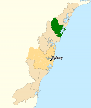 Division of Dobell 2010.png