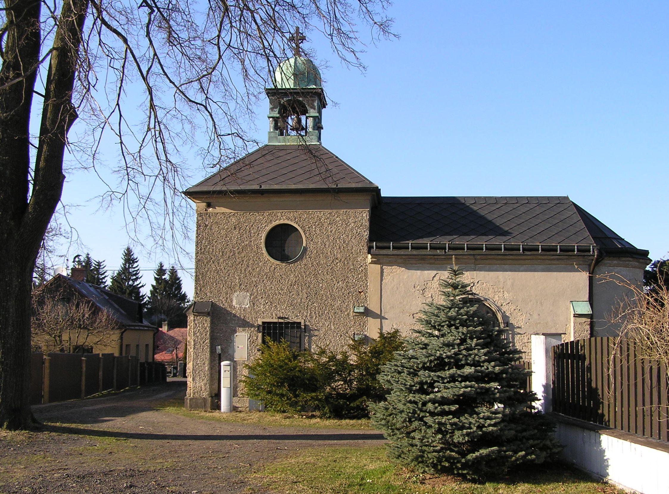 kaple kopec připojení