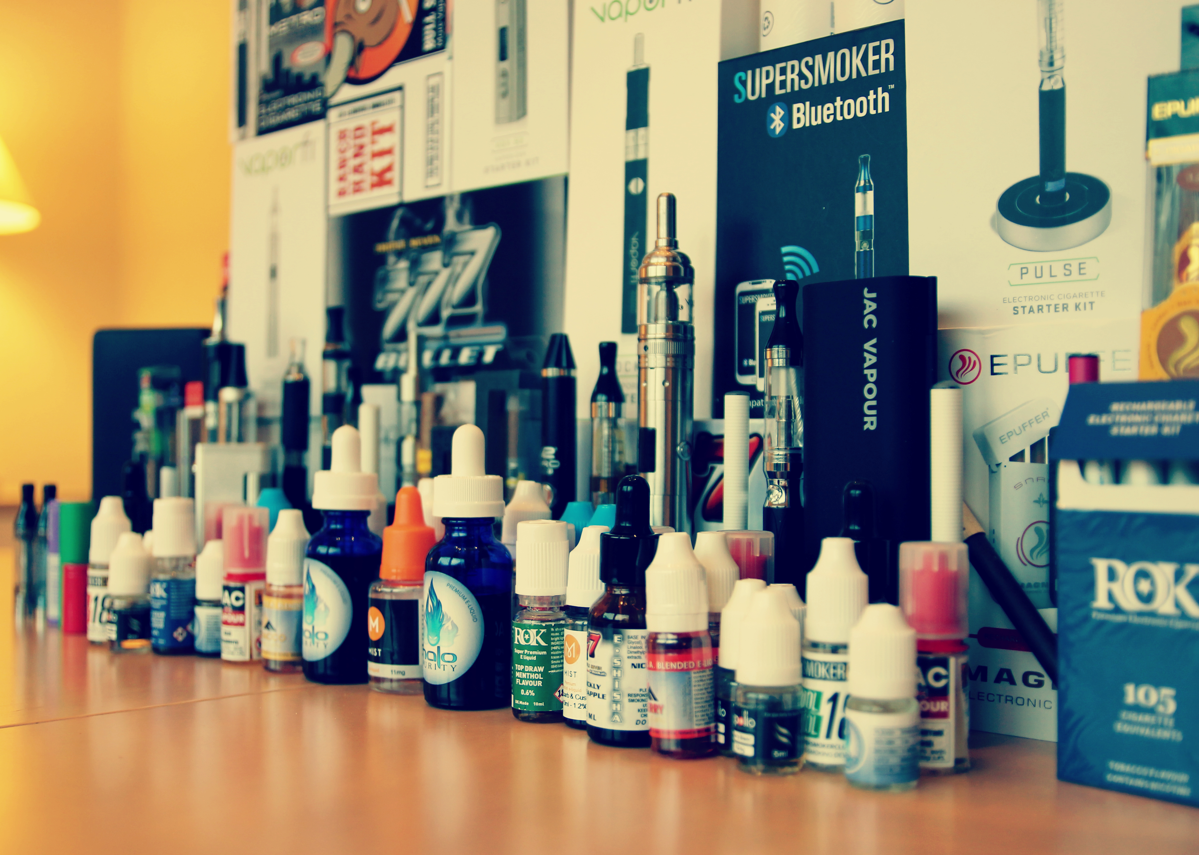High VG or PG E-juice: Which E-liquid Should You Buy