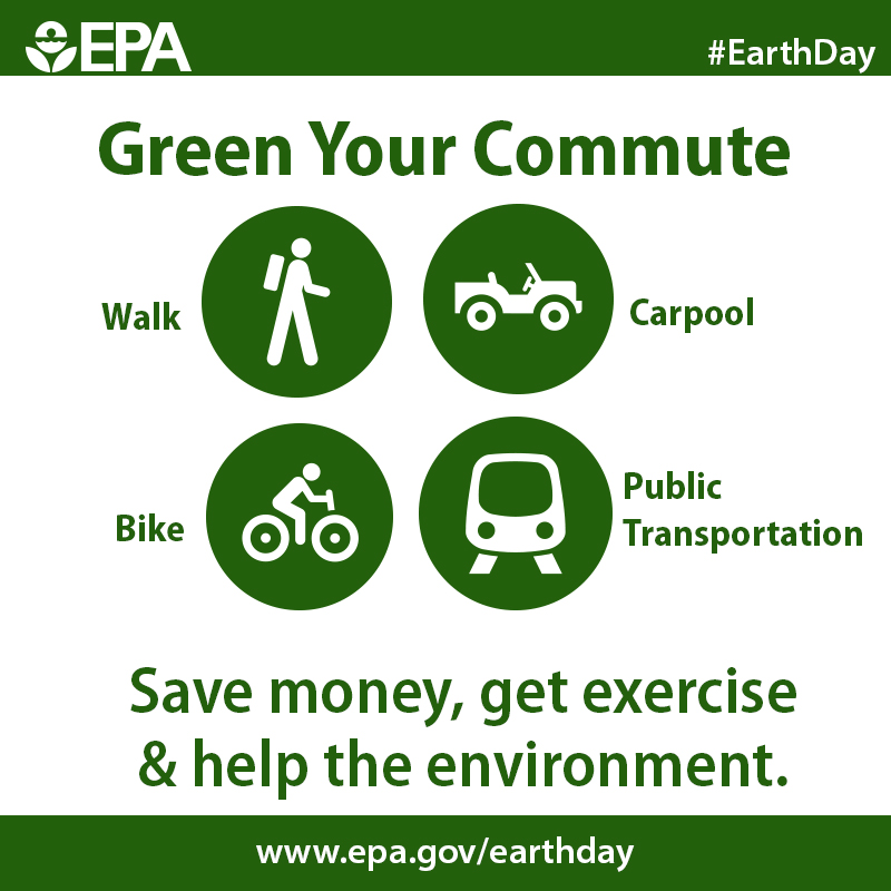 How to Commute on Earth Day