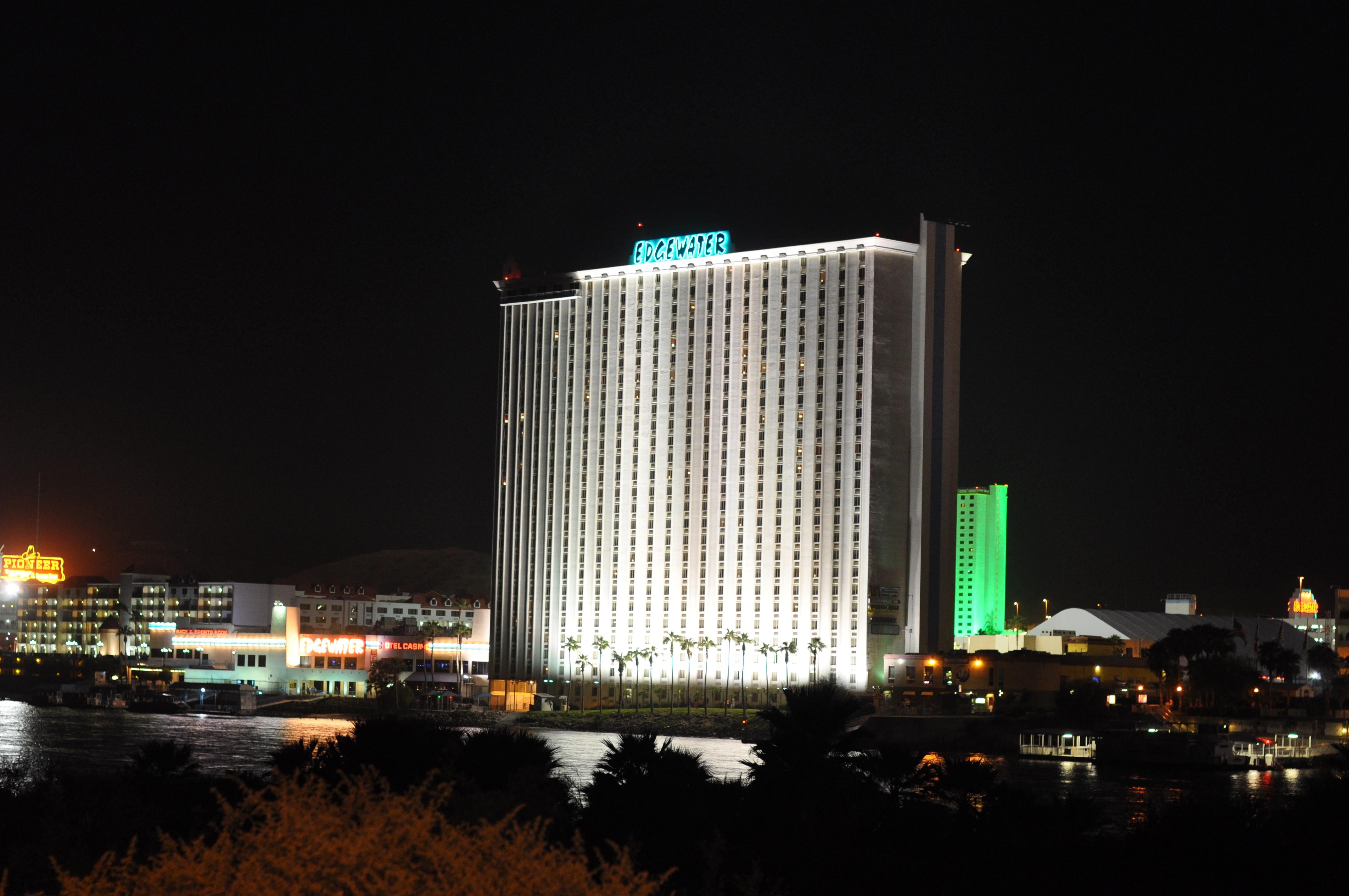 Edgewater casino hotel