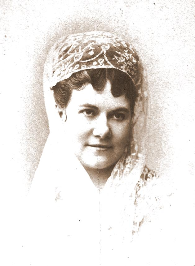 Eduarda Mansilla in 1875