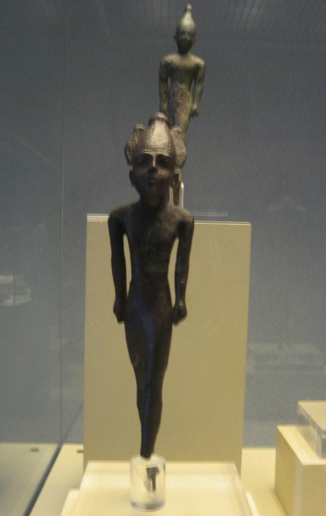 Depiction of Melkart