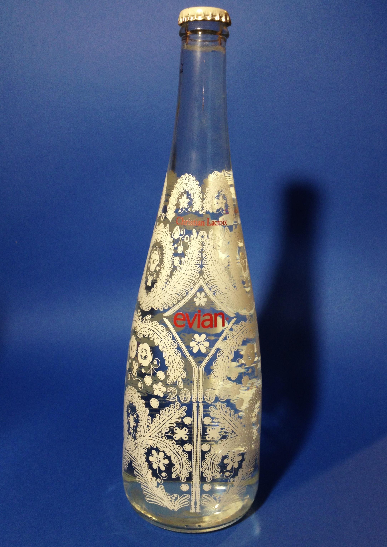 Christian Lacroix design fo Evian. Image via Wikipedia.
