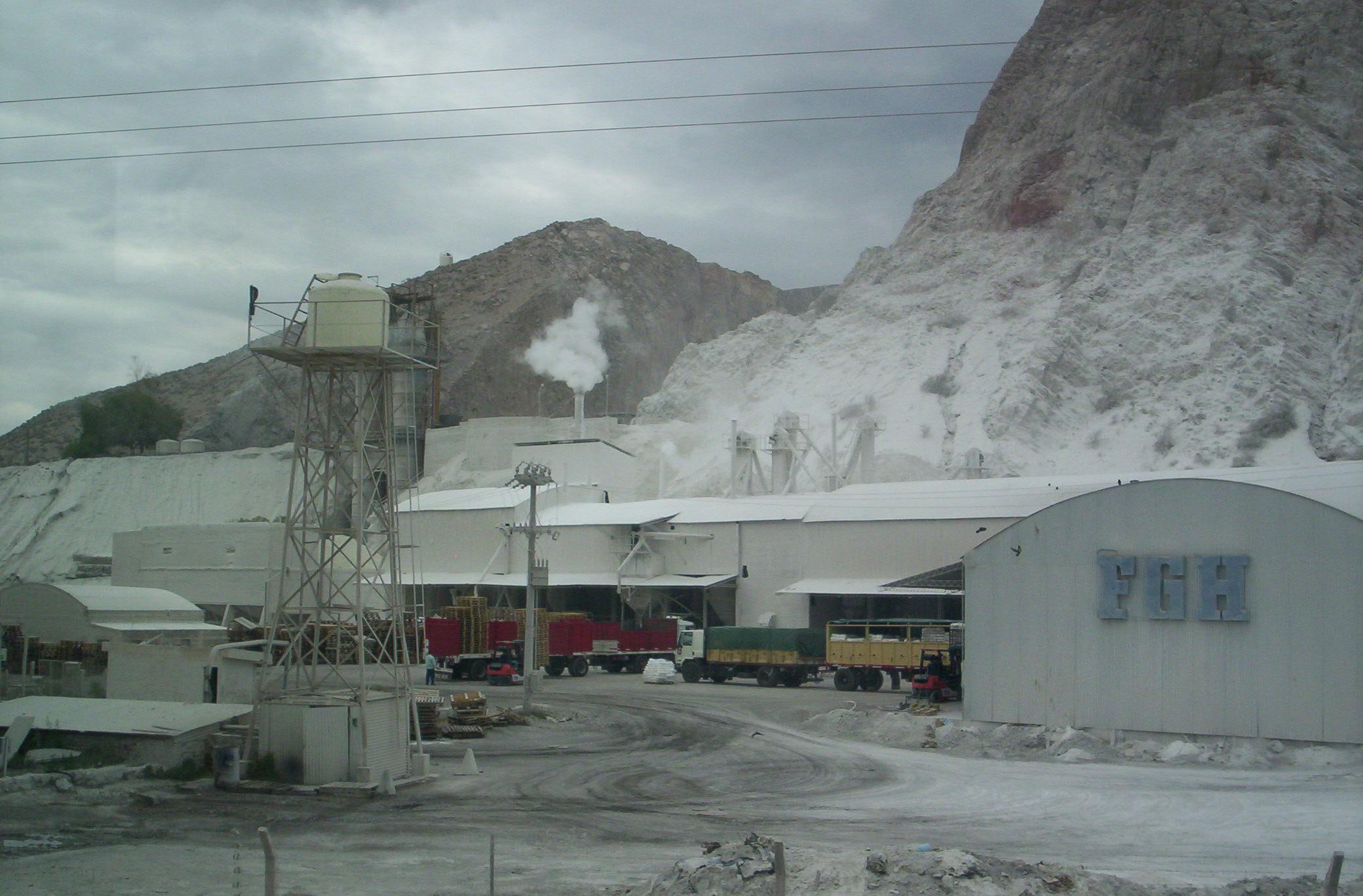 Snell cuenca minera