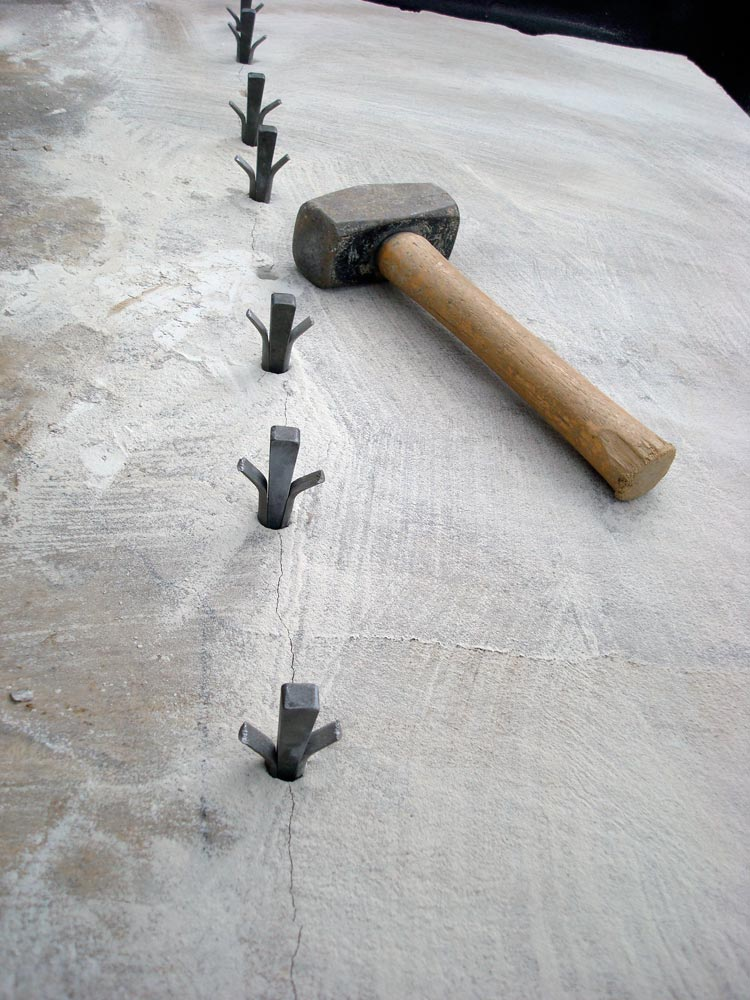 Dating hammer splitter kniver