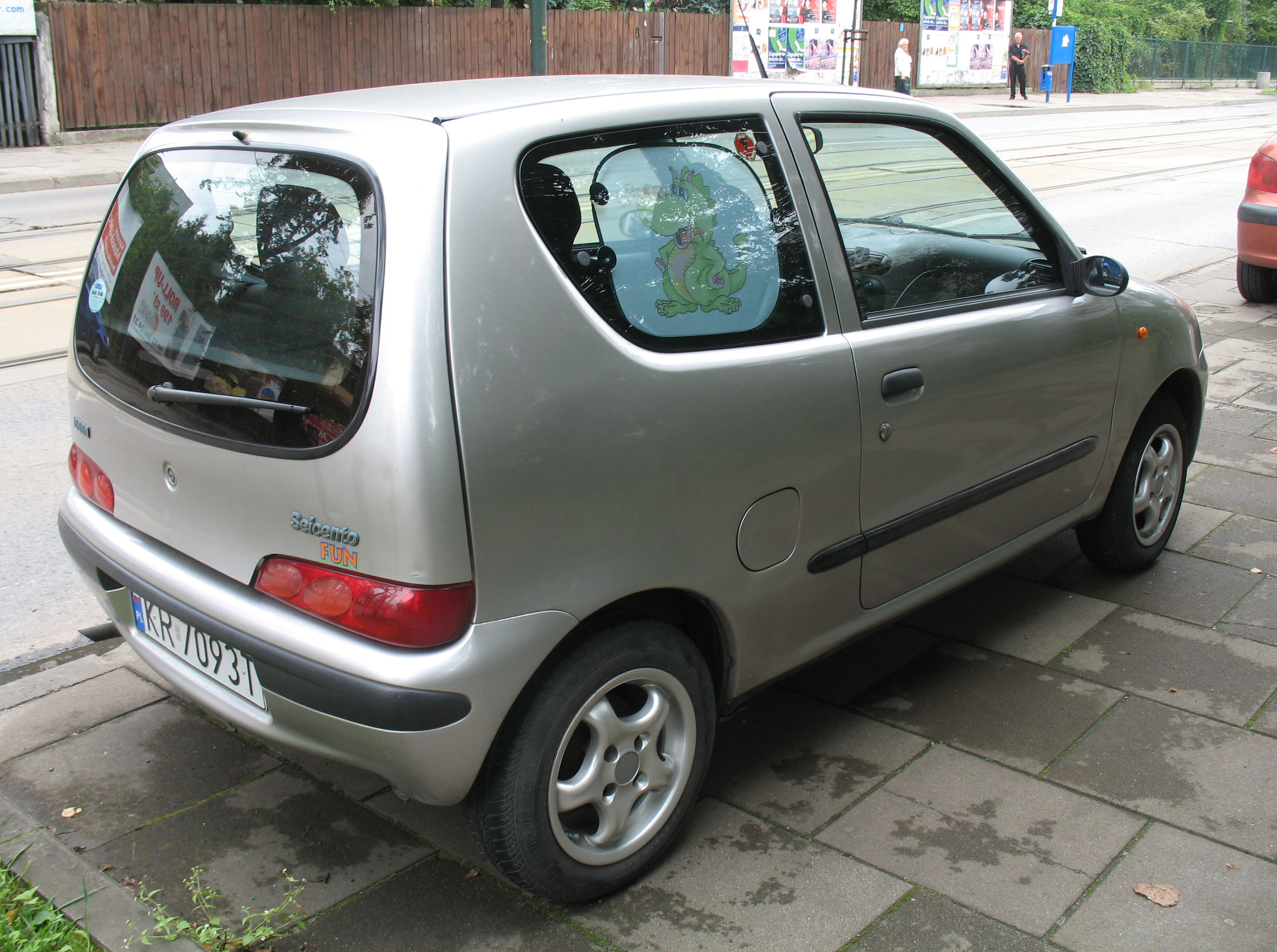 used sale seicento for cars fiat rac