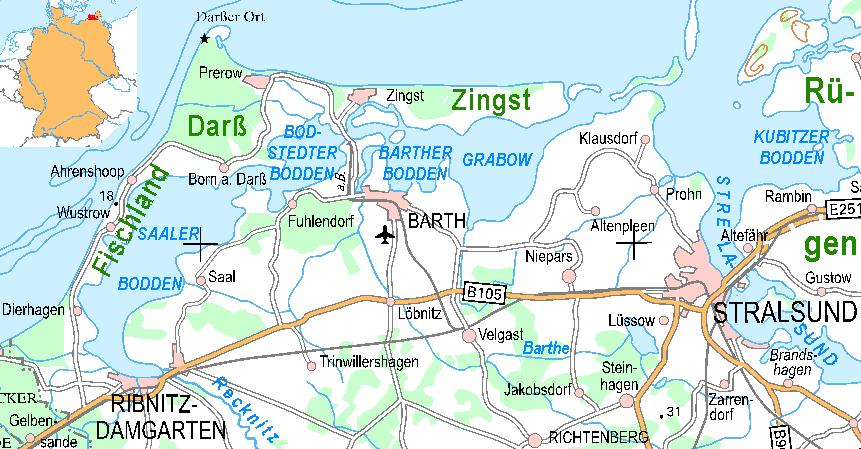 Fischland Darss