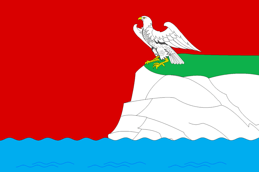Флаг Верхнеуслонского района