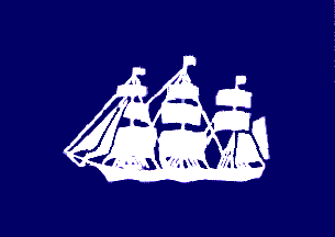 Flag of the Director of the Bureau of Marine Inspection and Navigation