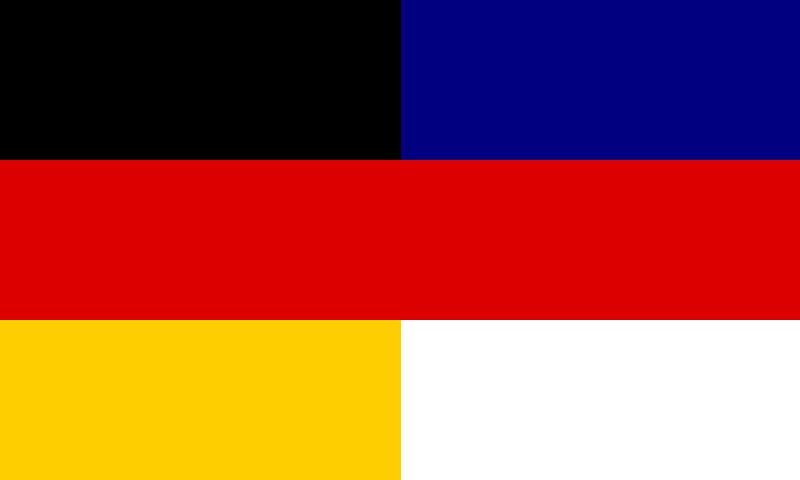 File flagge lausitzportal png wikimedia commons
