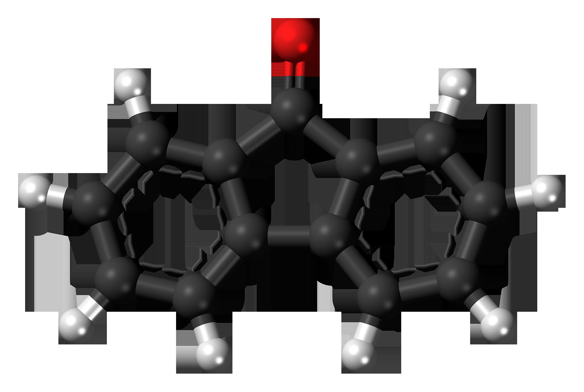 fluorenone melting point
