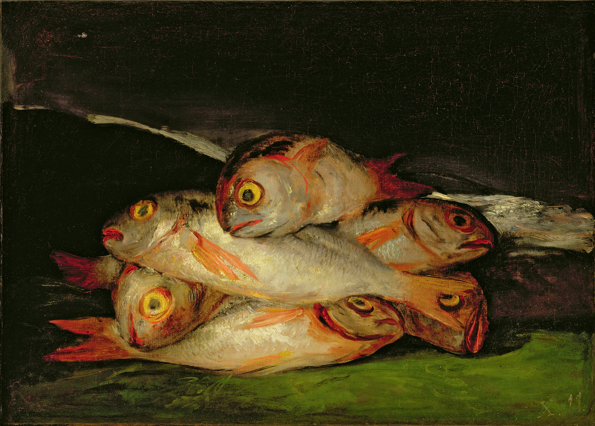 FileFrancisco De Goya Naturaleza Muerta Con Doradajpg - Francisco goya paintings