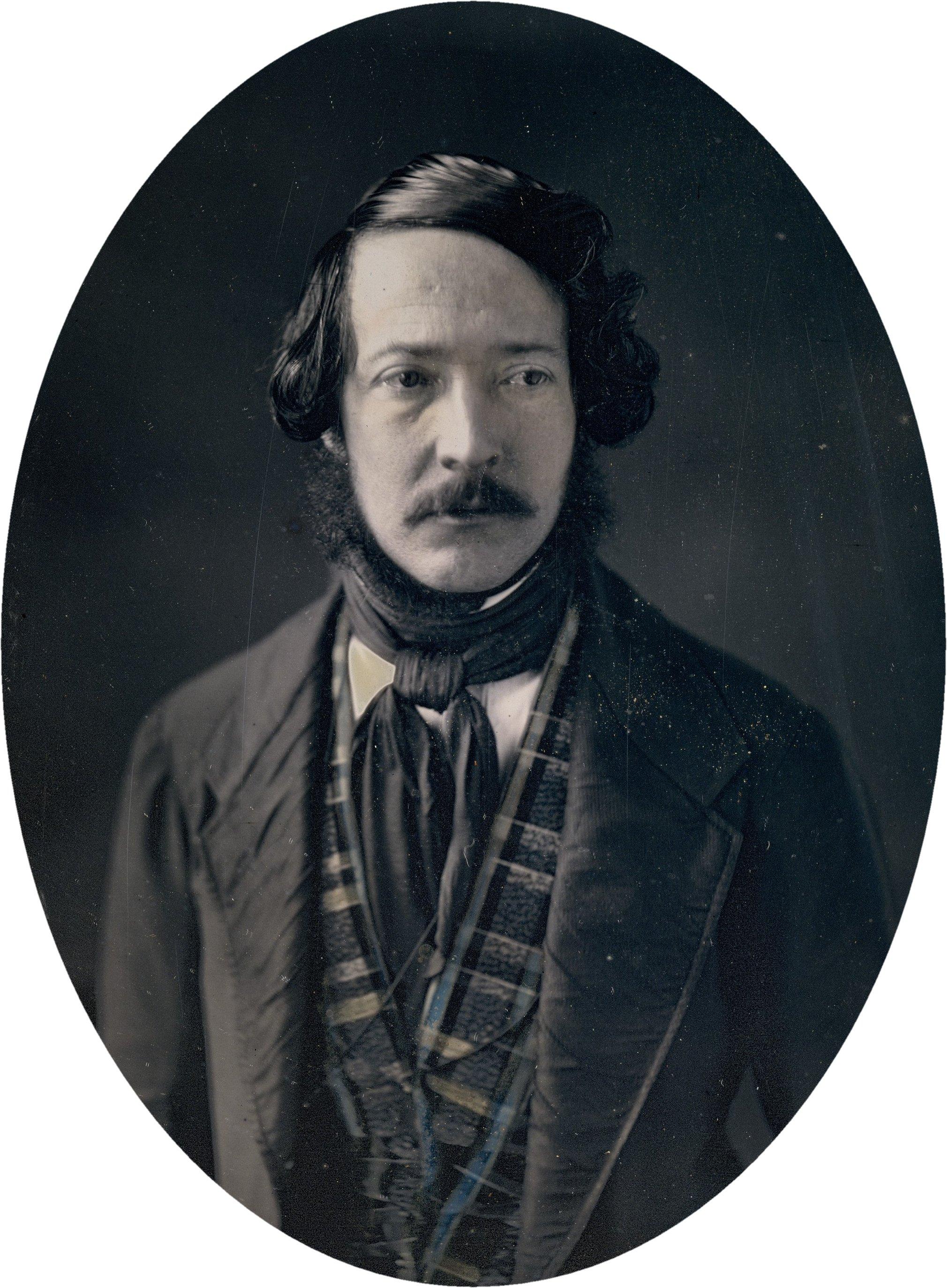 Image of Frederick Langenheim from Wikidata