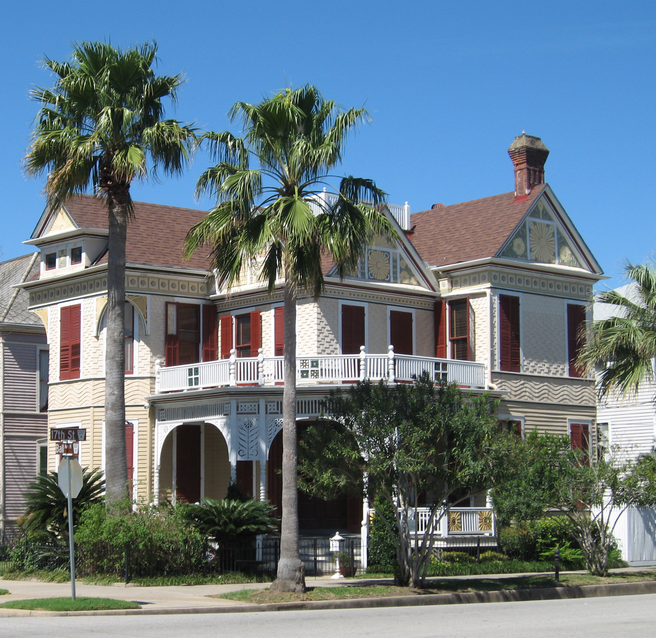 File galveston victorian home ball and for Victoria home builders