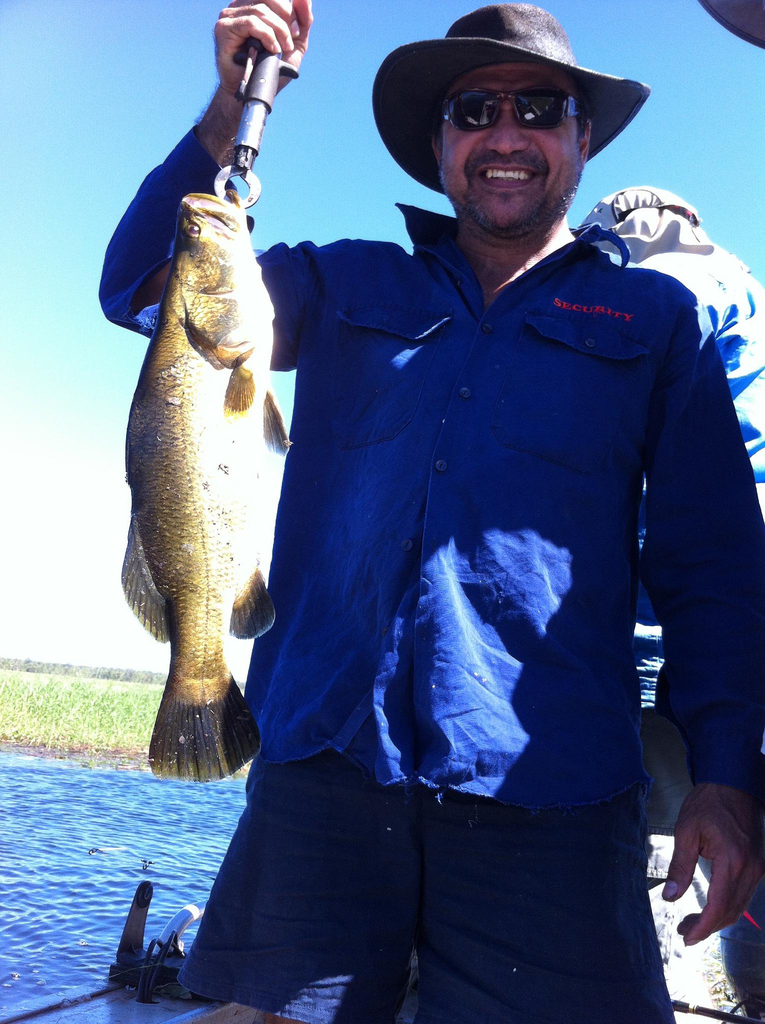 barramundi fish in Northern Territory