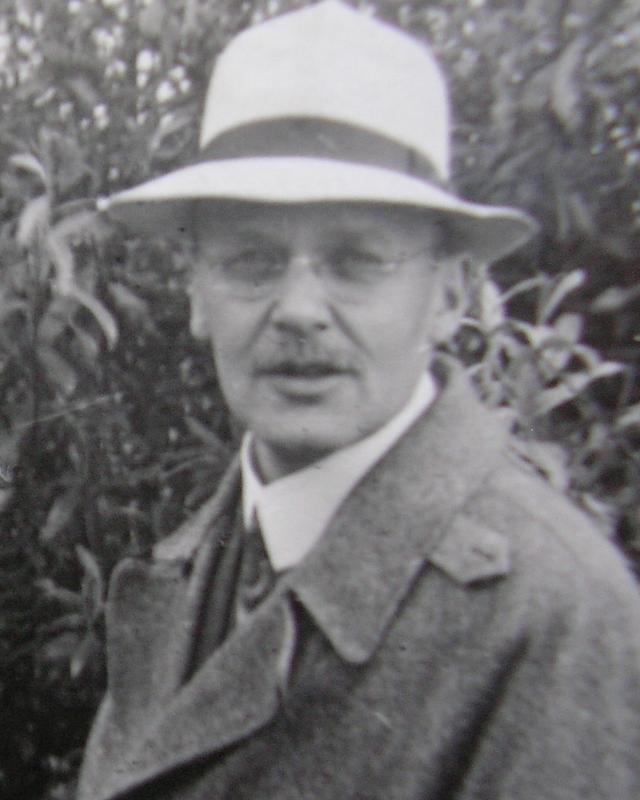 image of Hans Geiger