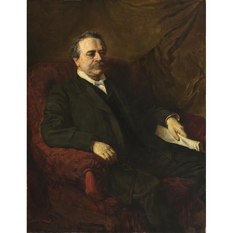 Image of Julius Bien from Wikidata