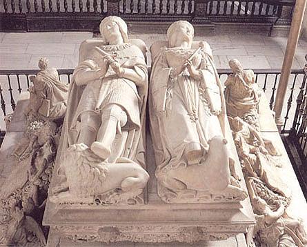 File:Granada-Capilla Real-8-Sepulcro de Felipe I y de Juana la La Loca (Bartolomé Ordóñez).jpg