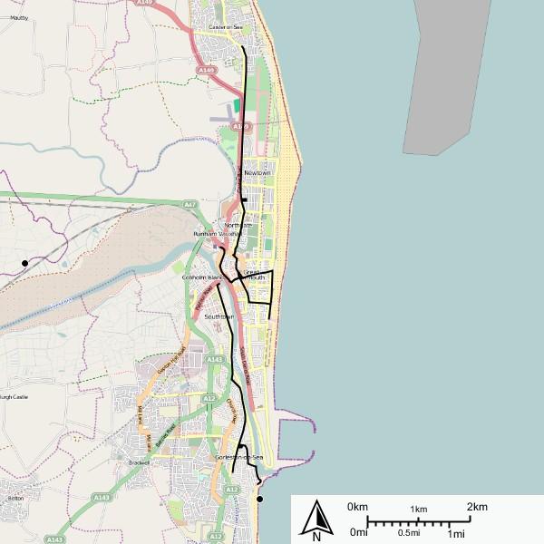 Great Yarmouth Corporation Tramways Wikipedia
