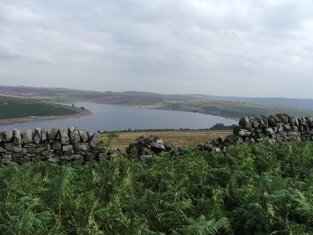 Grimwith Reservoir. - geograph.org.uk - 98513