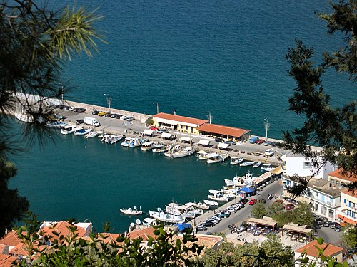 Αρχείο:Gythio, Laconia, Peloponnes, Greece - View on harbor.jpg