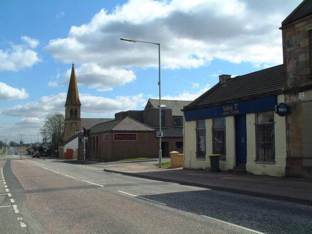 Harthill, Scotland - Wikipedia