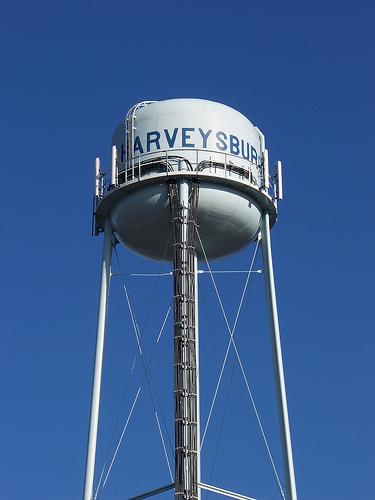 Harveysburg ohio wikipedia for Potable water