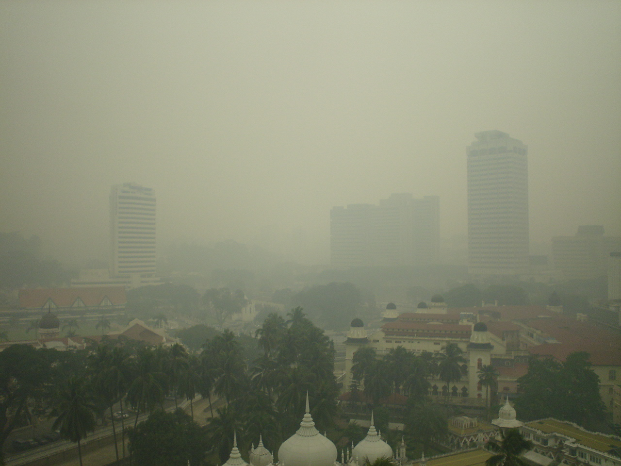 2005 Malaysian haze - Wikipedia, the free encyclopedia
