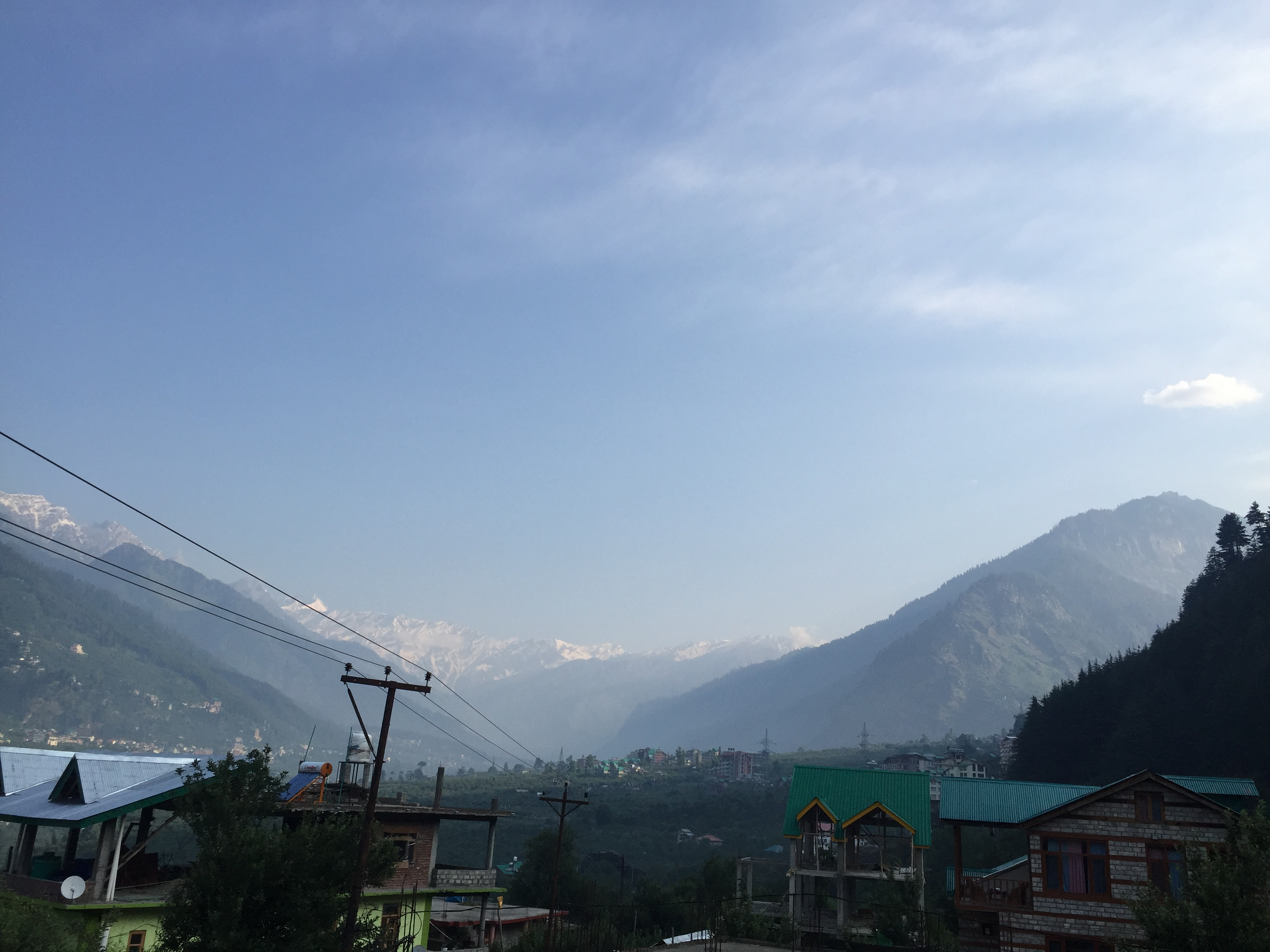 Manali - Jagatsukh - Khanul