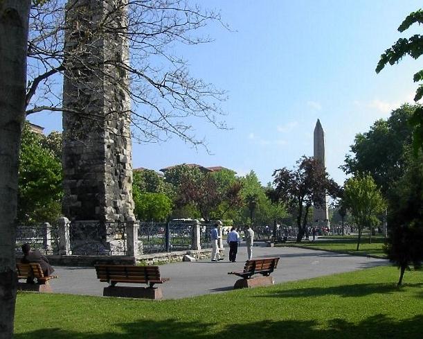 Hippodrome of Constantinople - Wikipedia
