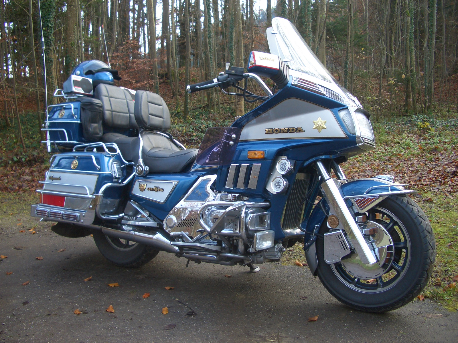 Chrome disk covers - Steve Saunders Goldwing Forums