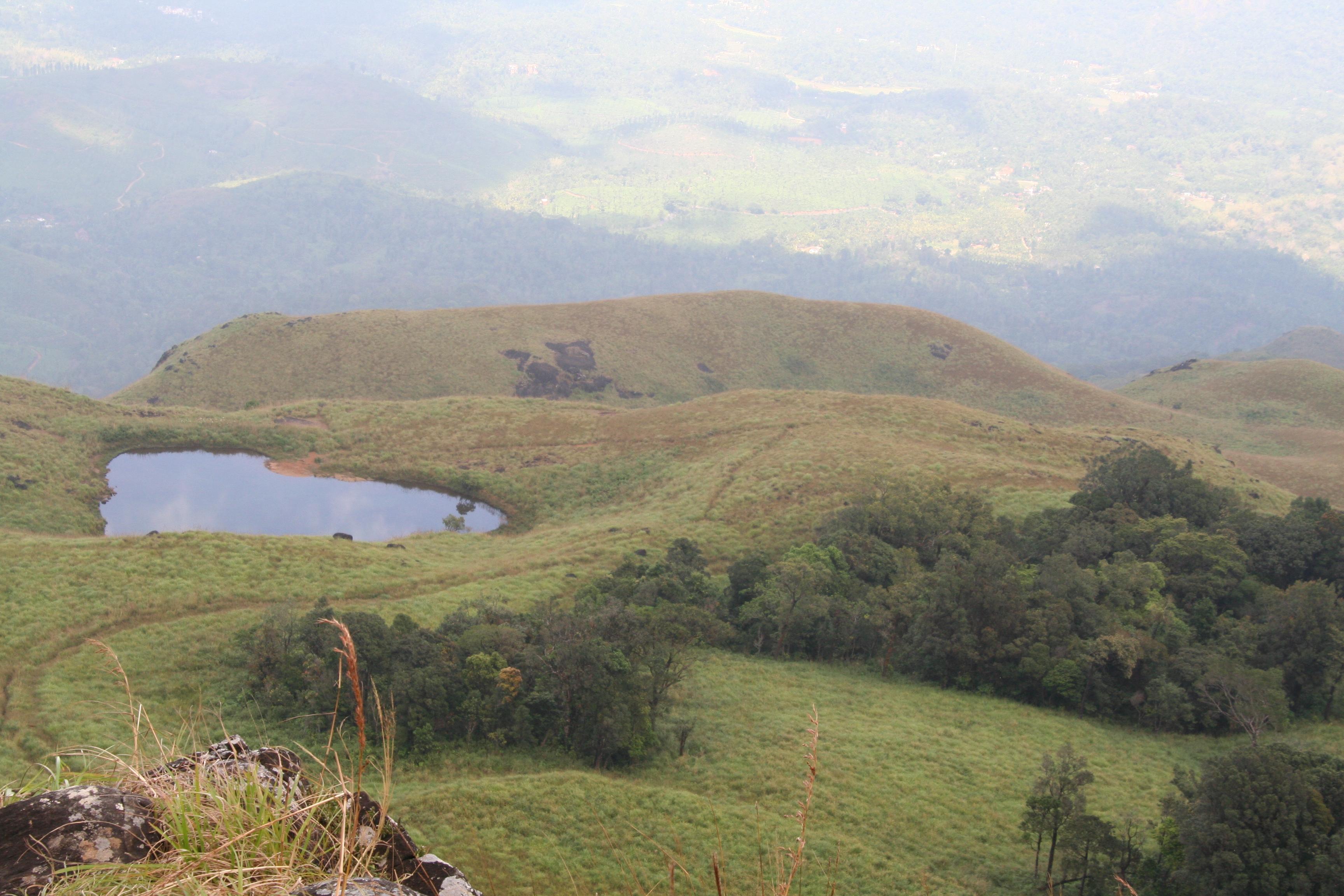 Chembra Peak Trek, Kerala