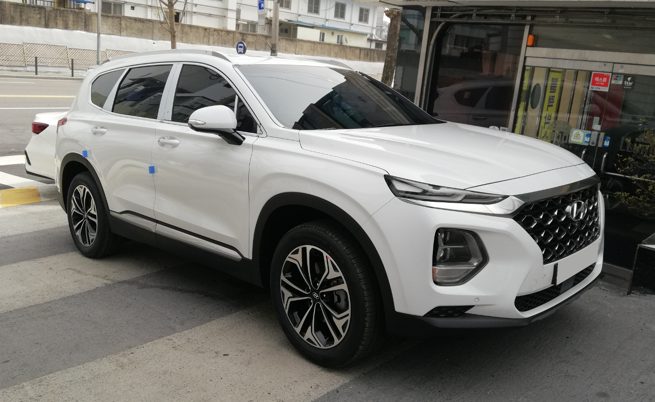 Hyundai Sante Fe 2018 >> Fichier:Hyundai Santa Fe TM 01 South Korea 2018-03-29.jpg — Wikipédia