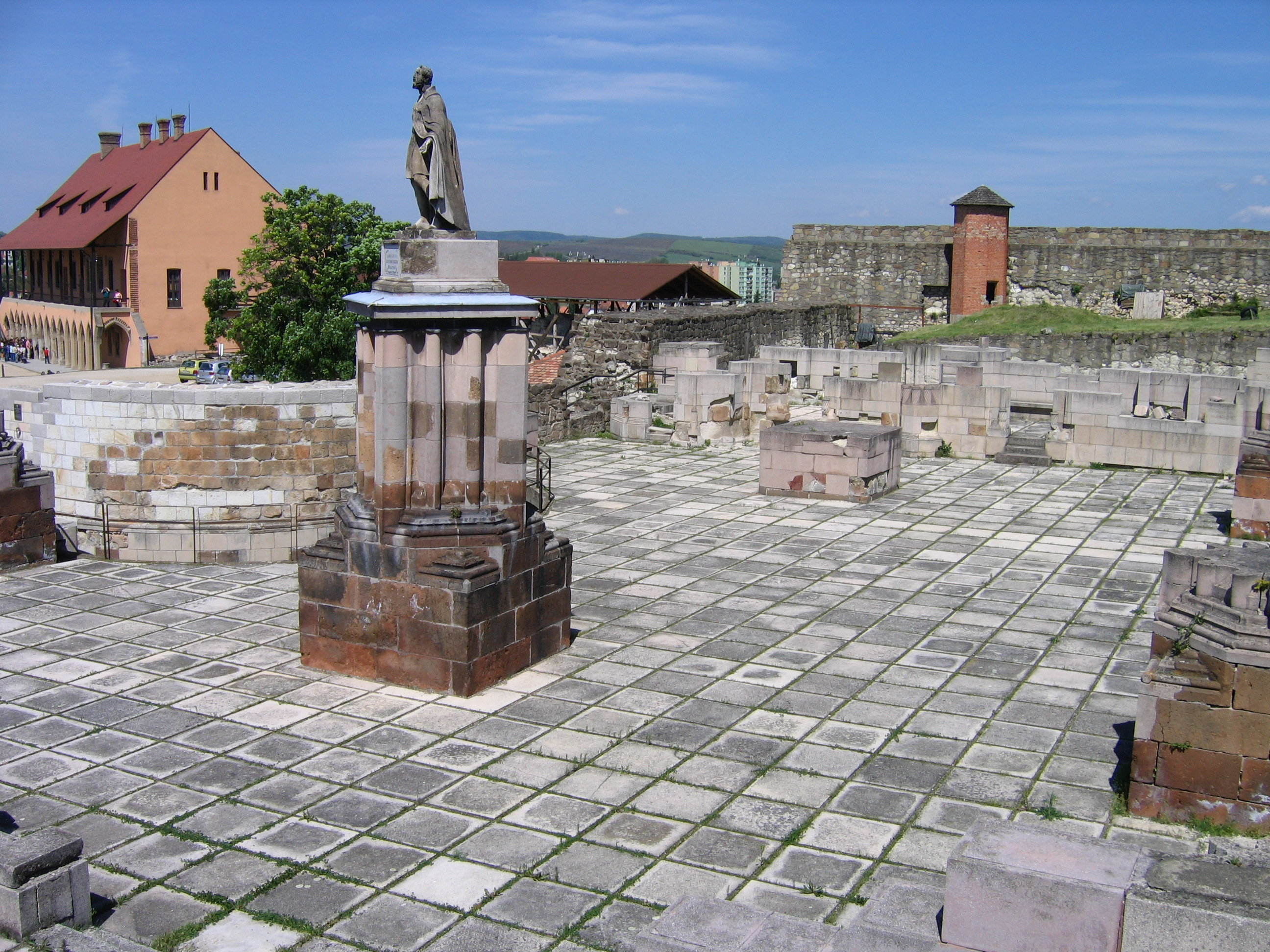 Eger Hungary  City new picture : IMG 0478 Hungary, Eger Citadel Wikipedia, the free ...