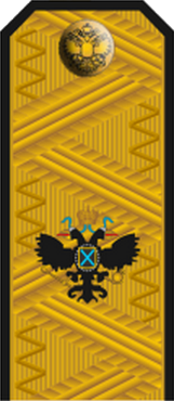 Ranks and rank insignia of the Russian armed forces until ...