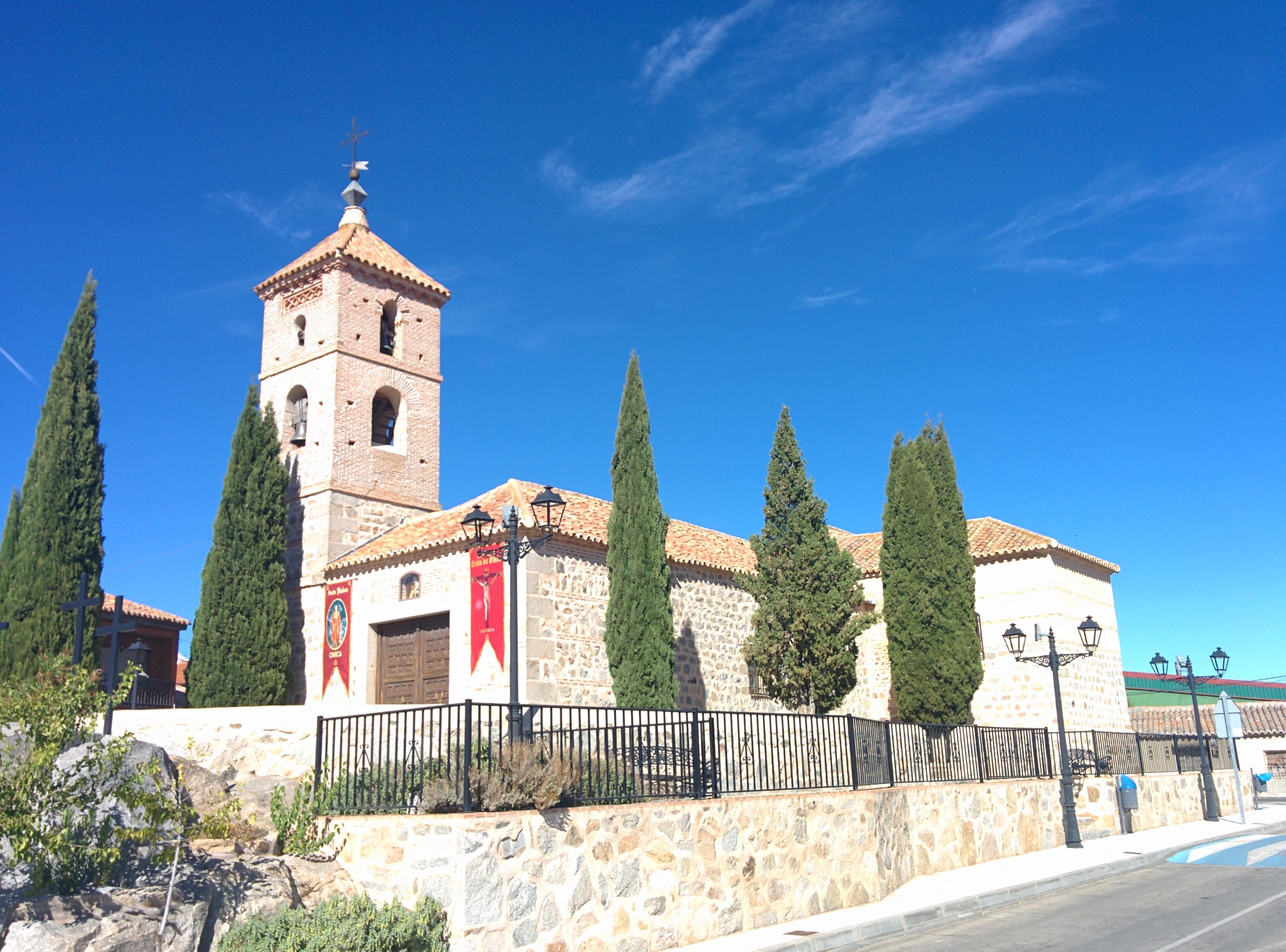 Resultado de imagen de Chueca Iglesia de Santa María Magdalena