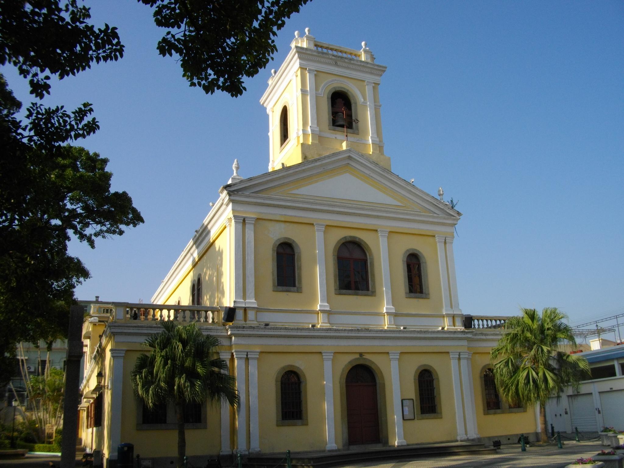 Our lady of carmel church macau wikiwand sciox Gallery