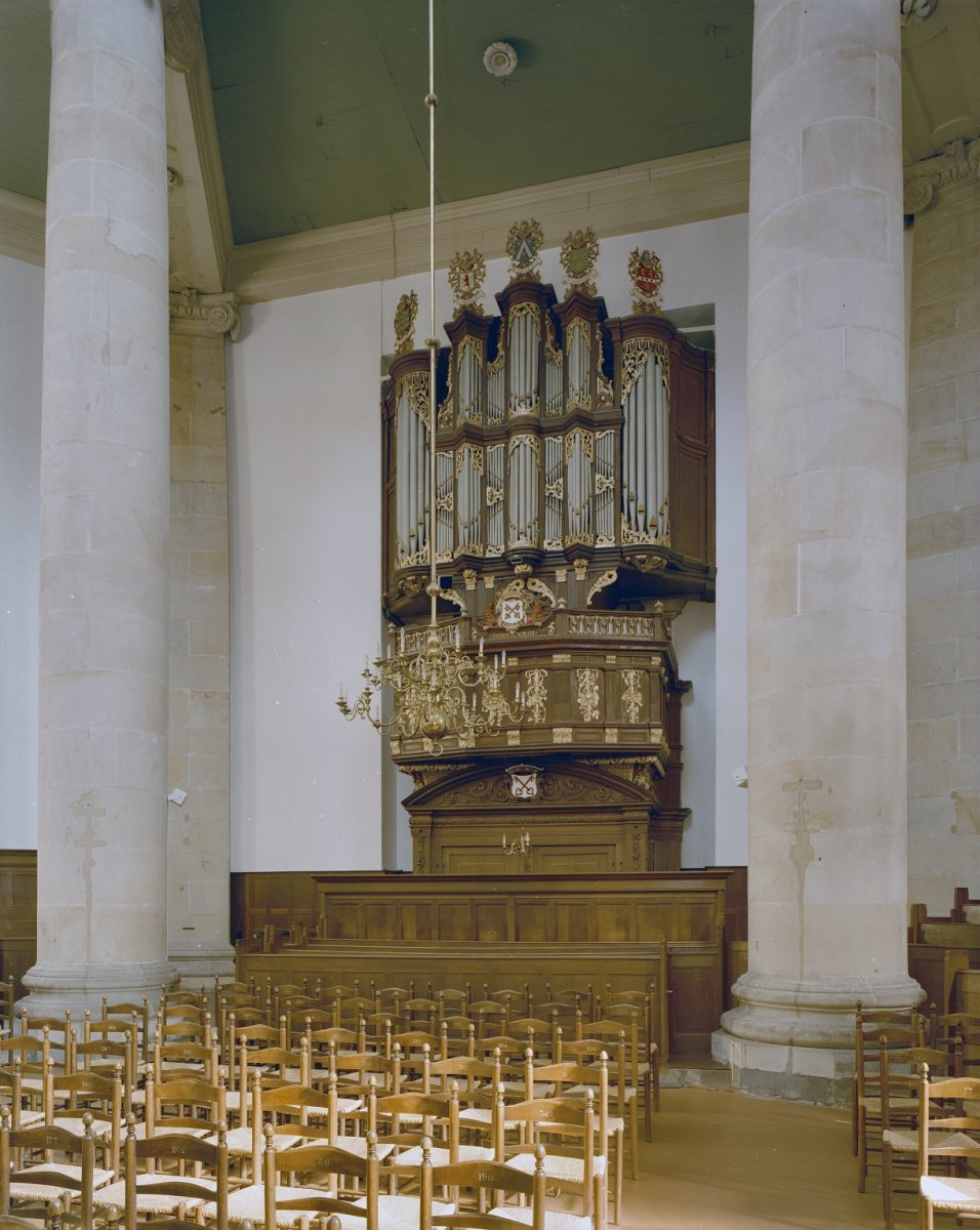 File interieur aanzicht orgel orgelnummer 855 leiden for Interieur leiden