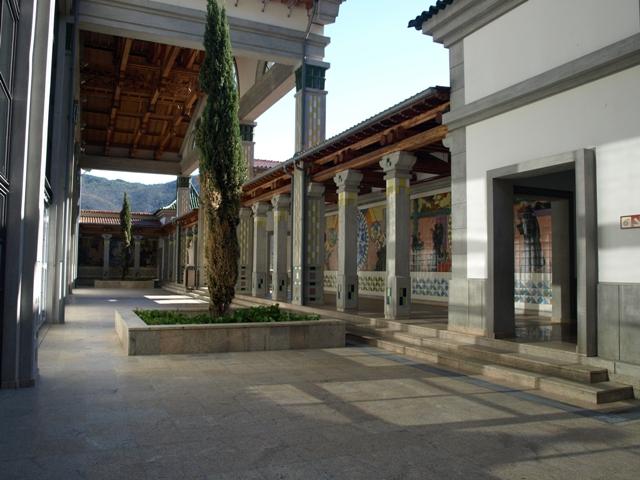 Interior cripta São Bento da Porta Aberta