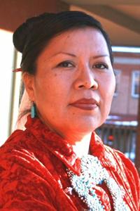 Jamescita Peshlakai American politician and a Democratic member of the Arizona House of Representatives