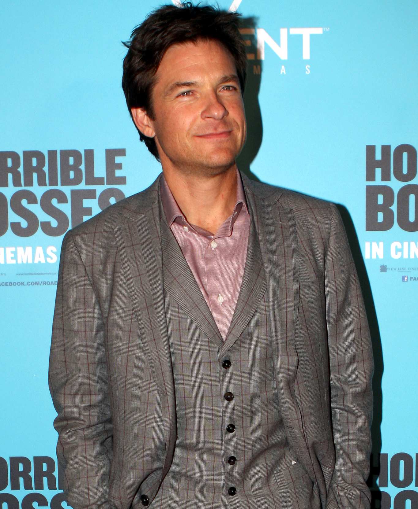 Jason Bateman at Horrible Bosses premiere