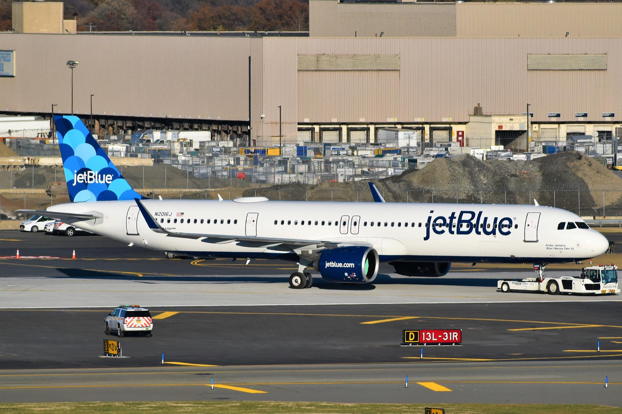 Jfk Airport Jet Blue