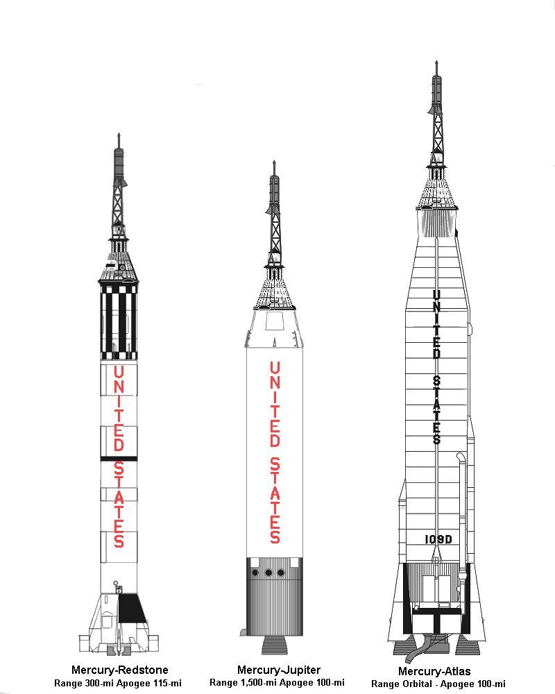 nasa redstone rocket model - photo #22